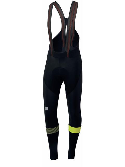 Sportful Bodyfit Pro Miehet Bib-pyöräilyhousut , musta